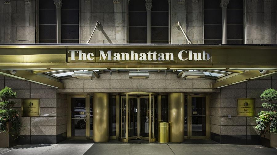 纽约曼哈顿俱乐部酒店