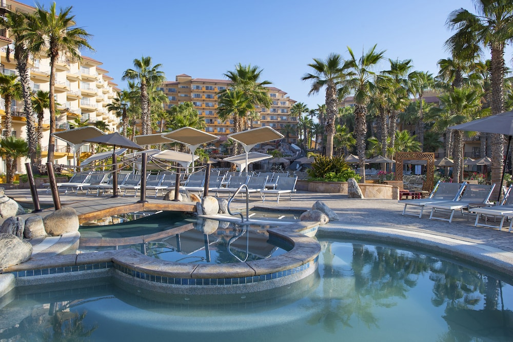 Outdoor Spa Tub,  Villa del Palmar Beach Resort Cabo San Lucas - All Inclusive Options Available