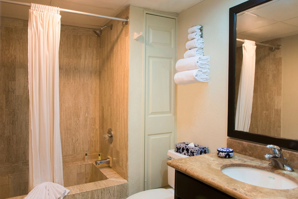 Bathroom Shower,  Villa del Palmar Beach Resort Cabo San Lucas - All Inclusive Options Available