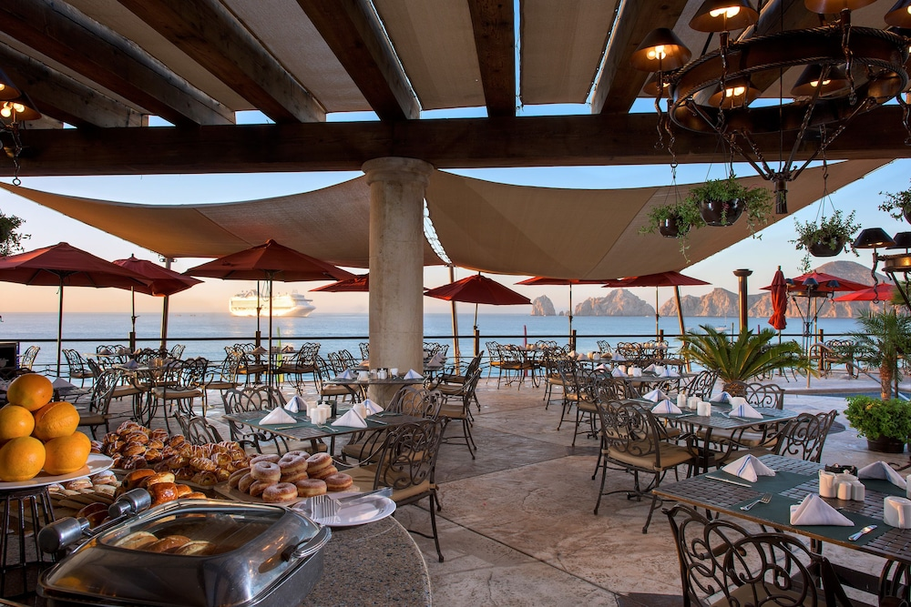 Breakfast Area,  Villa del Palmar Beach Resort Cabo San Lucas - All Inclusive Options Available