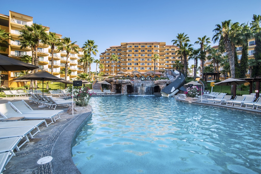 Outdoor Pool,  Villa del Palmar Beach Resort Cabo San Lucas - All Inclusive Options Available