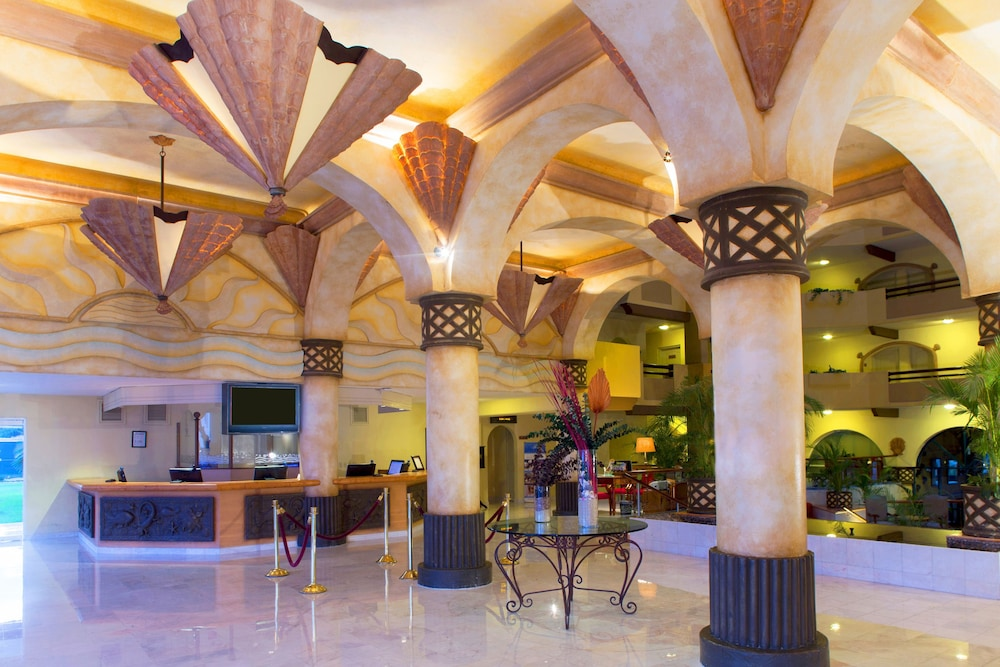 Reception,  Villa del Palmar Beach Resort Cabo San Lucas - All Inclusive Options Available