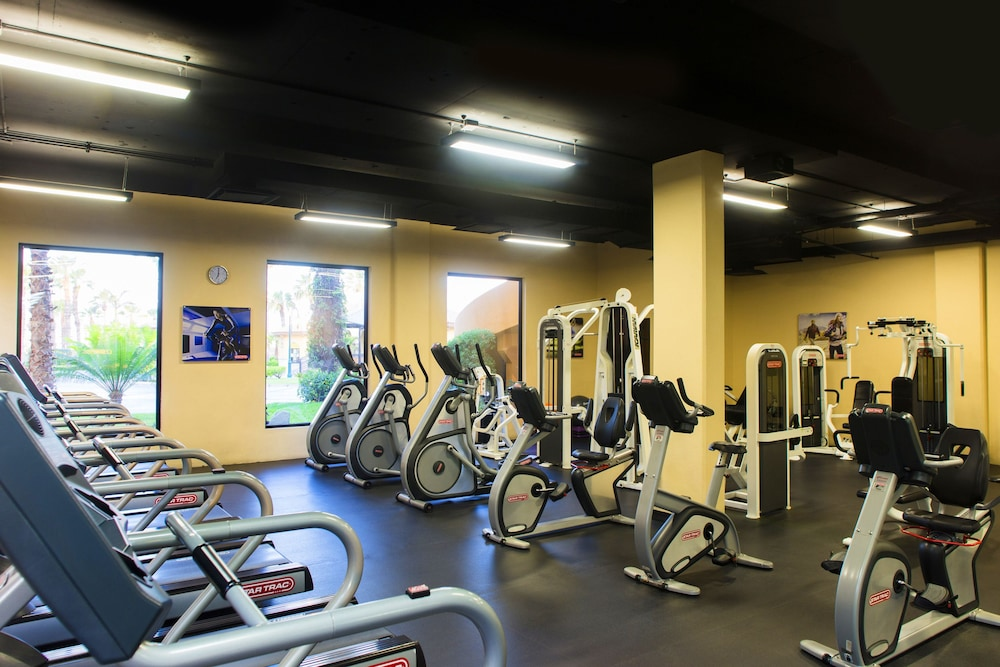 Gym,  Villa del Palmar Beach Resort Cabo San Lucas - All Inclusive Options Available