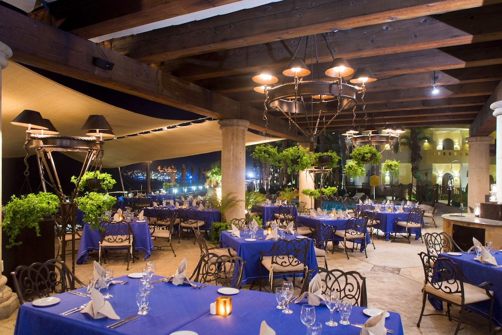 Restaurant,  Villa del Palmar Beach Resort Cabo San Lucas - All Inclusive Options Available