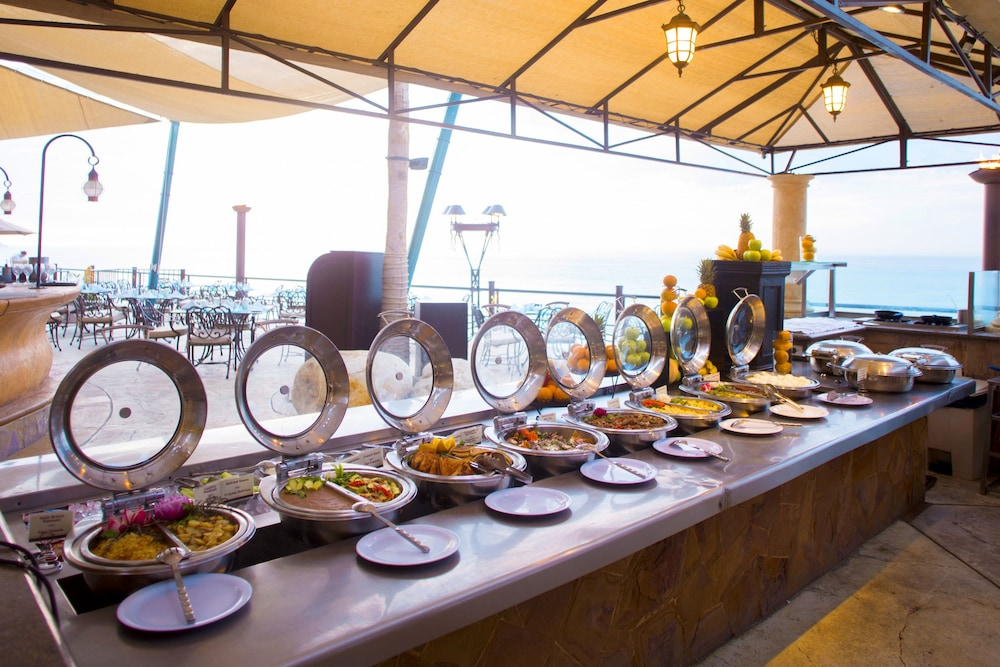 Buffet,  Villa del Palmar Beach Resort Cabo San Lucas - All Inclusive Options Available