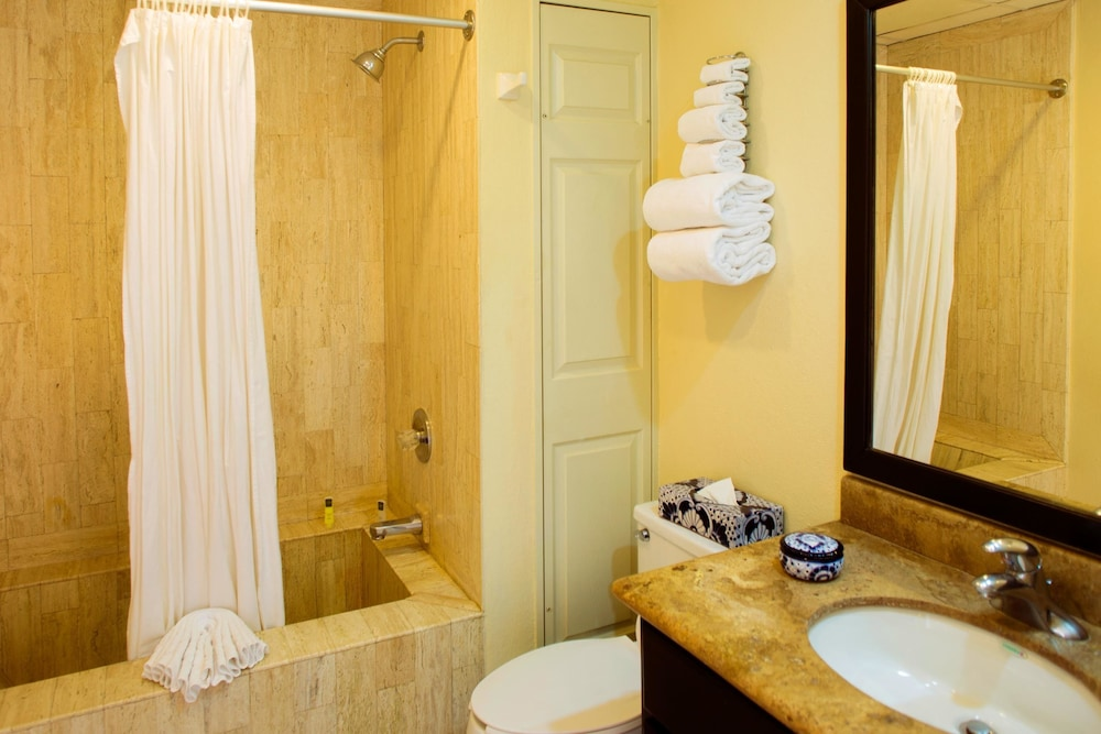 Bathroom,  Villa del Palmar Beach Resort Cabo San Lucas - All Inclusive Options Available