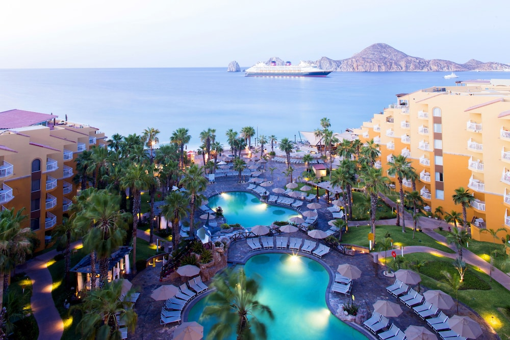 View from Property,  Villa del Palmar Beach Resort Cabo San Lucas - All Inclusive Options Available