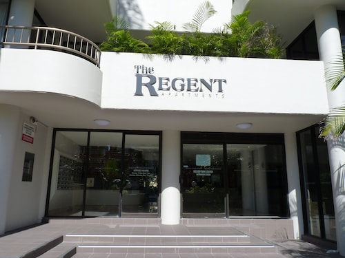 The Regent Apartments