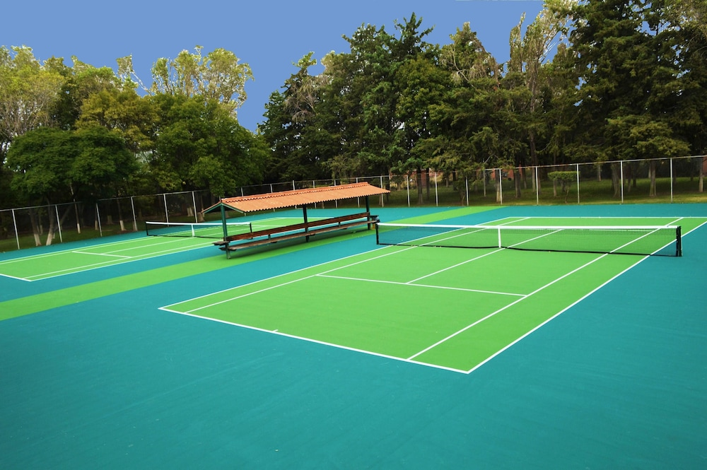 Tennis and Basketball Courts 33 of 67