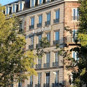 The Originals Boutique, Hôtel Bristol, Strasbourg Centre Gare (Inter-Hotel)