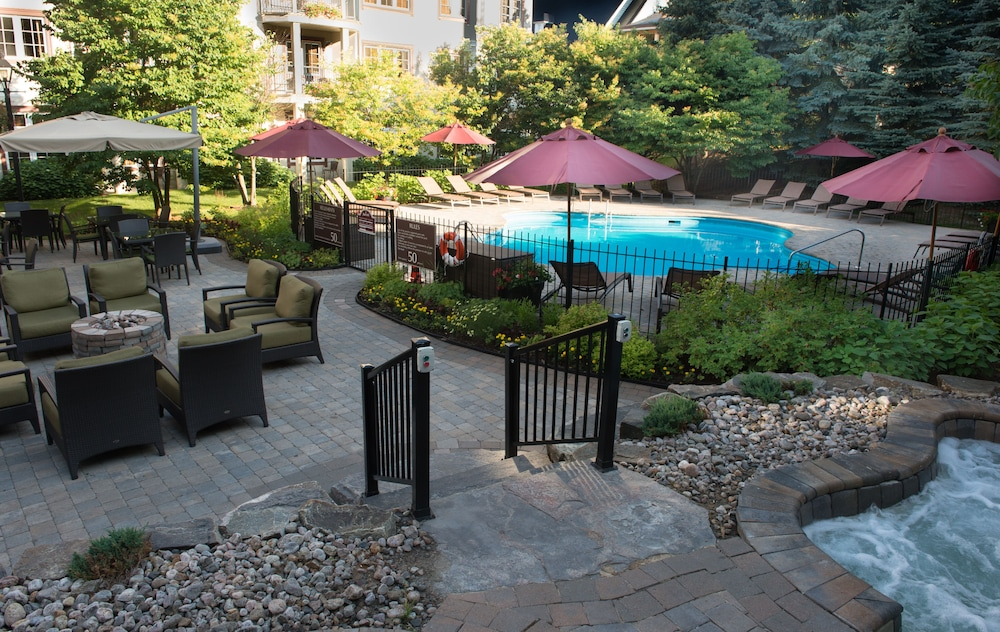 Terrace/Patio, Residence Inn by Marriott Mont Tremblant Manoir Labelle