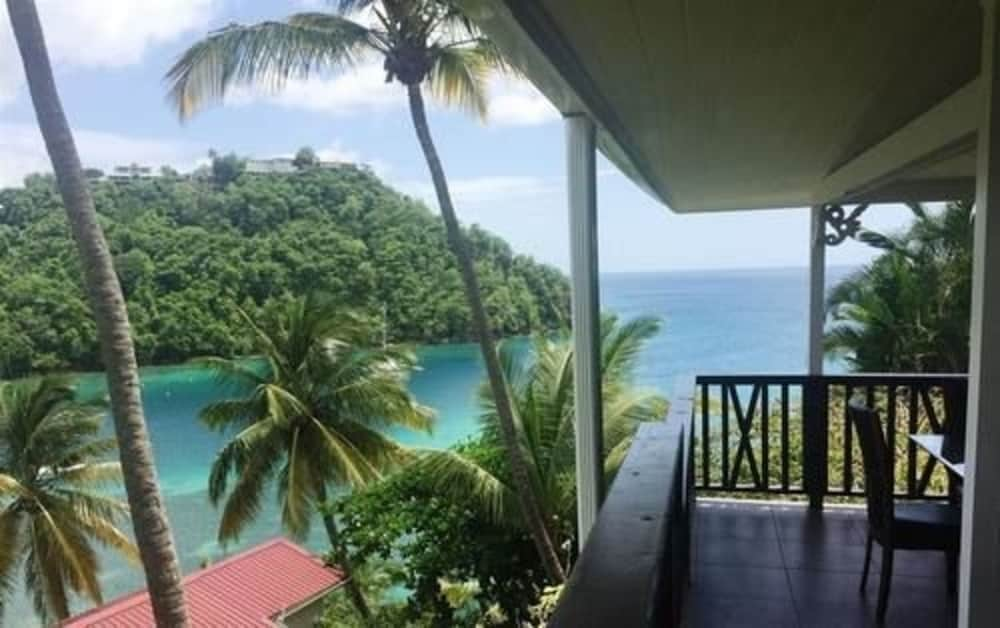 View from Room, Marigot Beach Club and Dive Resort