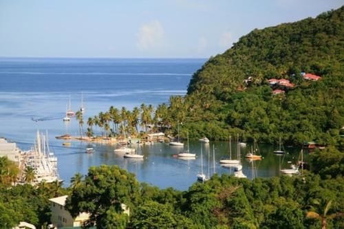 Marigot Beach Club and Dive Resort