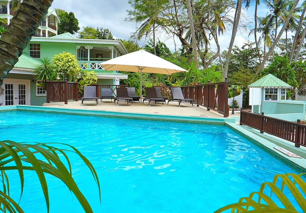 Outdoor Pool, Marigot Beach Club and Dive Resort