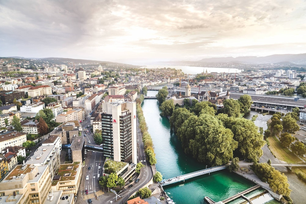 Featured Image, Zurich Marriott Hotel