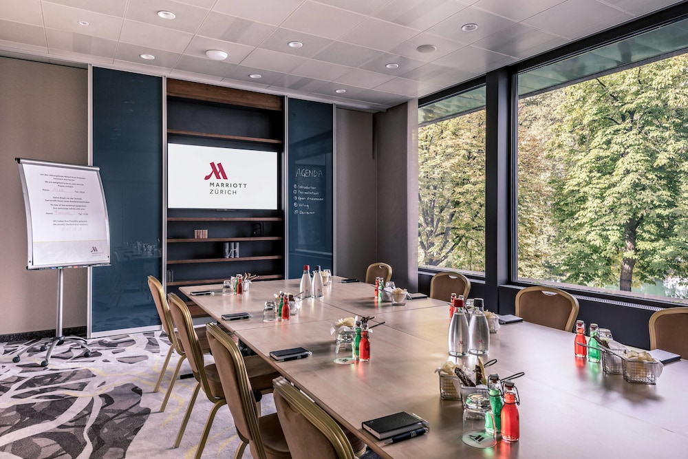 Meeting Facility, Zurich Marriott Hotel