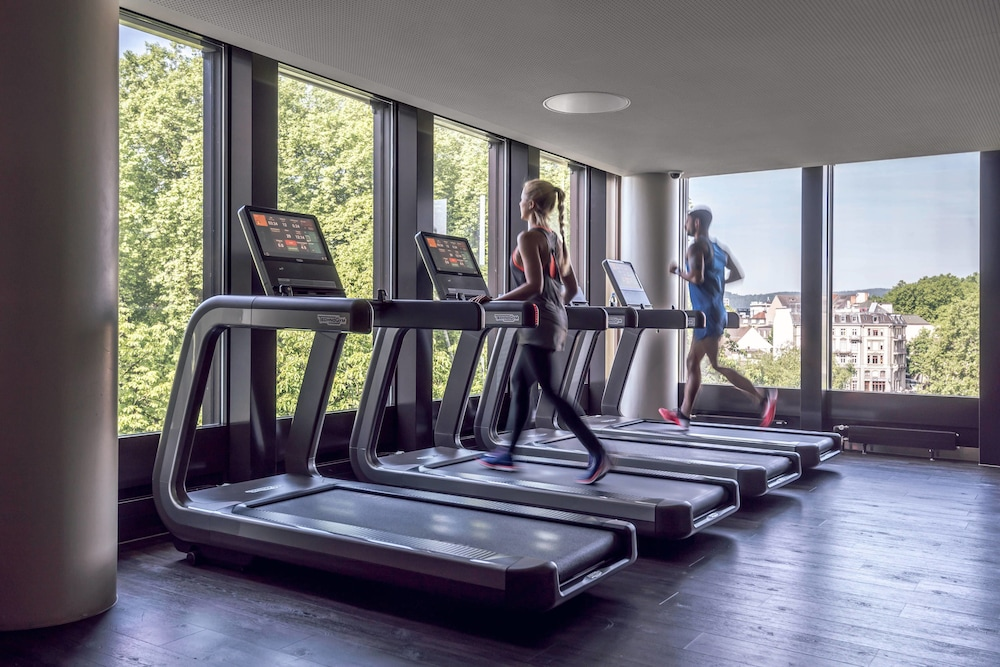 Fitness Studio, Zurich Marriott Hotel