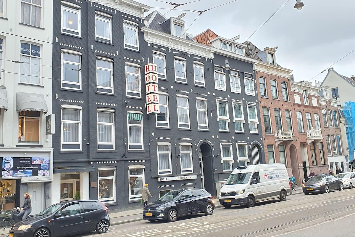 Hotel Europa Amsterdam In Amsterdam Netherlands Expedia