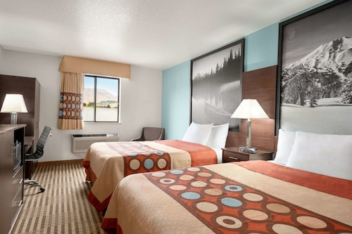 Super 8 by Wyndham Wenatchee