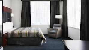 1 camera, biancheria da letto di alta qualità, una cassaforte in camera