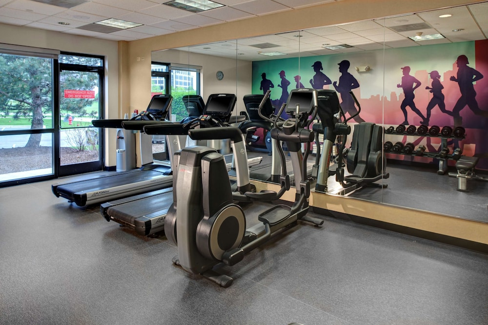 Fitness Facility, Hyatt Place Denver Airport