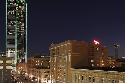 SpringHill Suites Dallas Downtown / West End