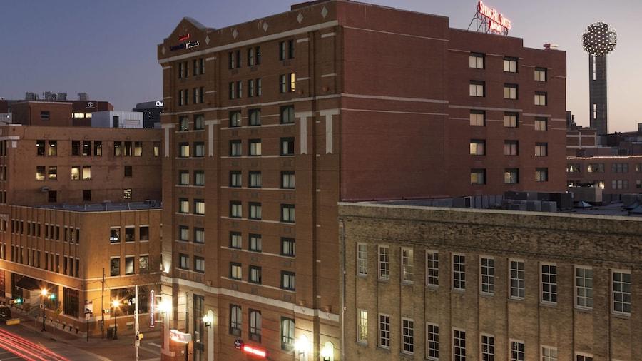 SpringHill Suites Dallas Downtown / West End