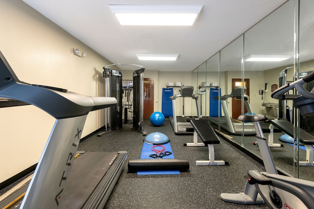 Fitness Facility, Holiday Inn Express Hotel & Suites Wilson - Hayes Place