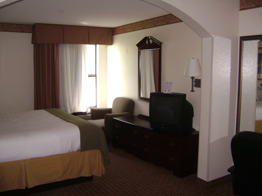 Room, Holiday Inn Express Hotel & Suites Wilson - Hayes Place