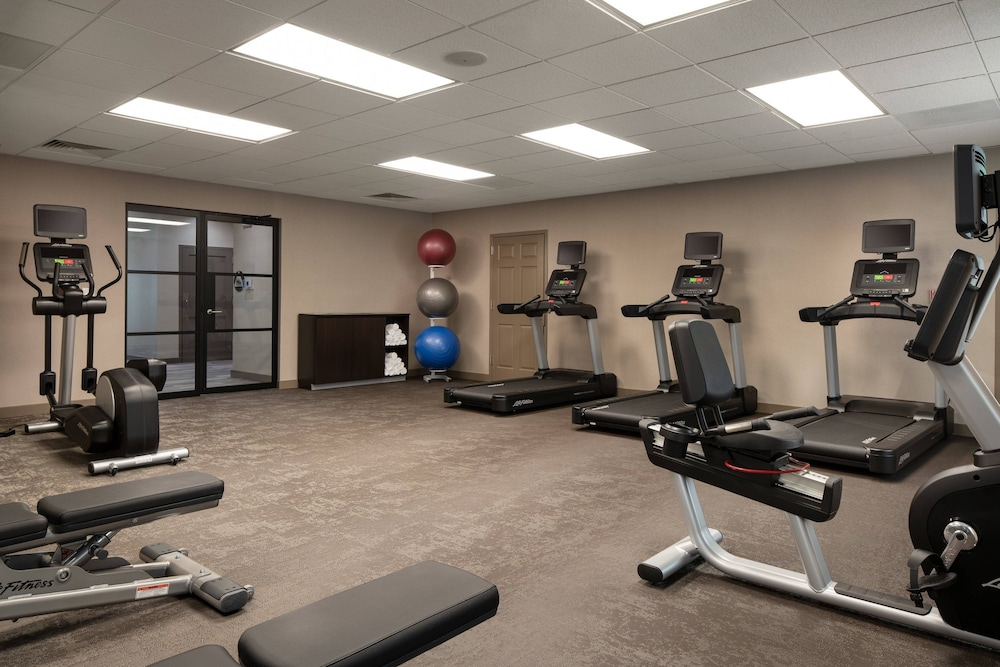 Fitness Facility, Residence Inn by Marriott Milpitas Silicon Valley