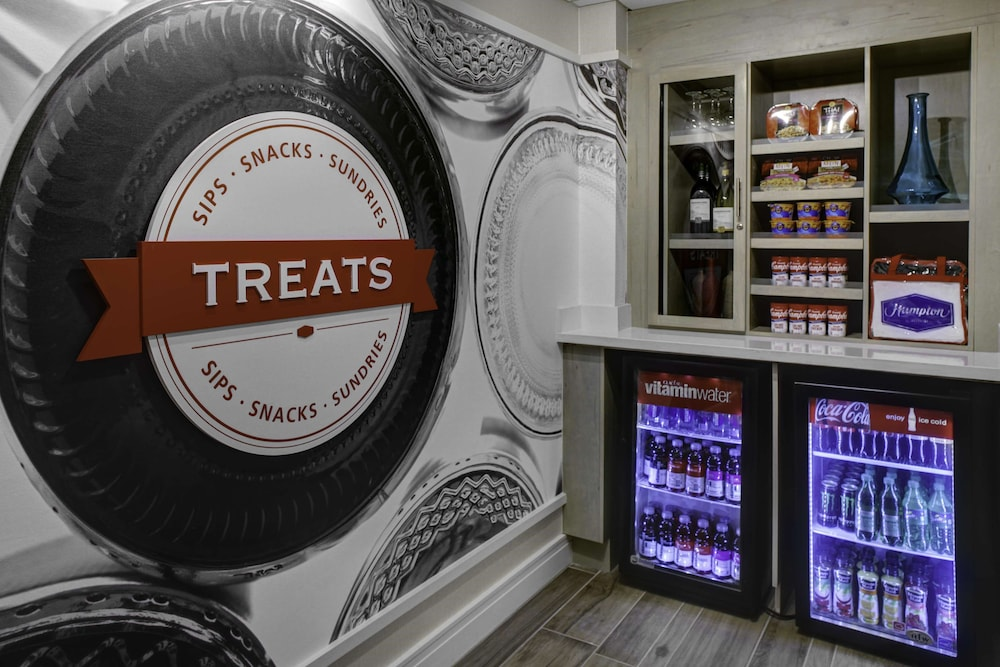 Snack Bar, Hampton Inn Atlanta-Georgia Tech-Downtown