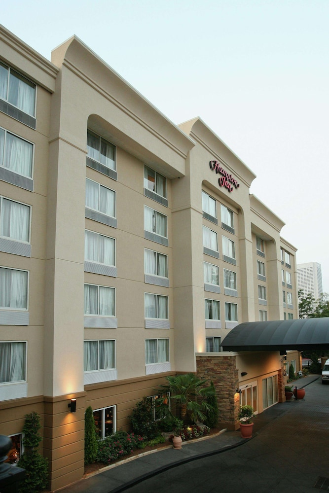 Exterior, Hampton Inn Atlanta-Georgia Tech-Downtown