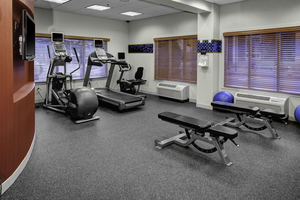 Fitness Facility, Hampton Inn Atlanta-Georgia Tech-Downtown