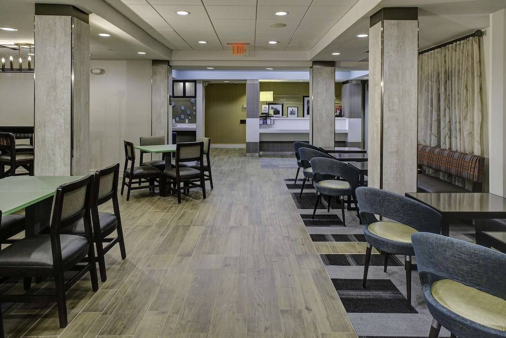 Restaurant, Hampton Inn Atlanta-Georgia Tech-Downtown