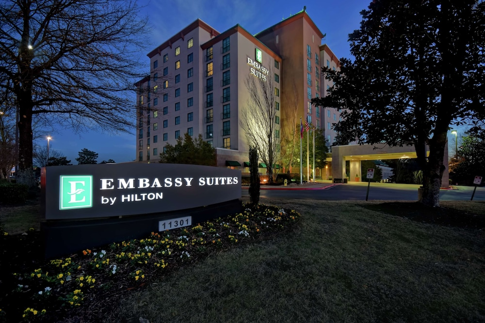 Featured Image, Embassy Suites Little Rock