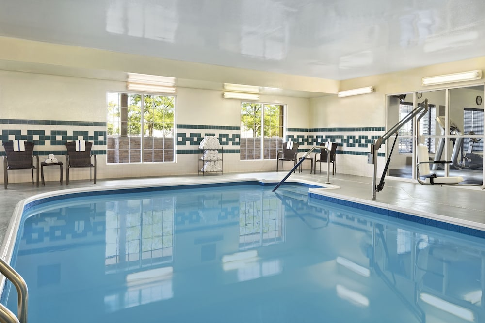 Indoor Pool, Country Inn & Suites by Radisson, Romeoville, IL