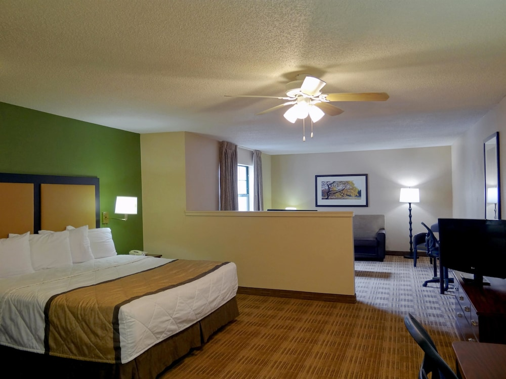 Room, Extended Stay America Pleasant Hill - Buskirk Avenue