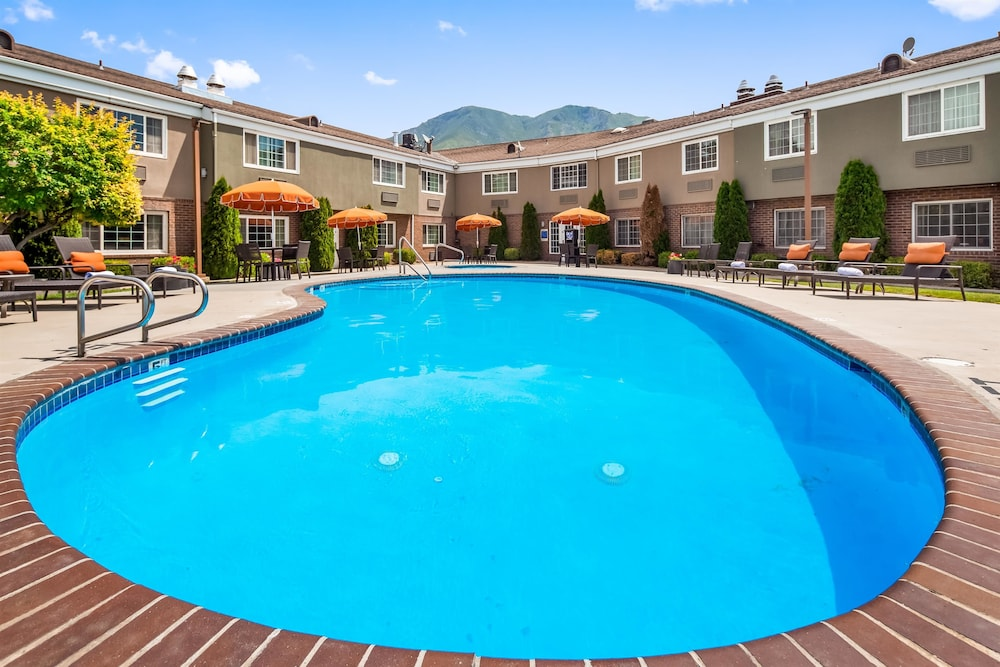 Pool, Best Western Mountain View Inn