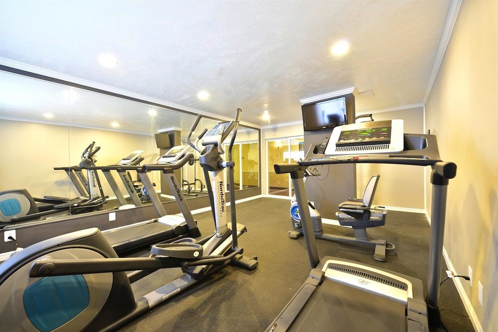 Fitness Facility, Best Western Mountain View Inn