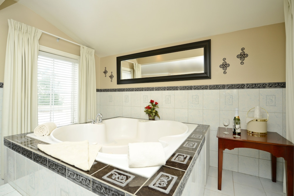 Jetted Tub, Best Western Mountain View Inn