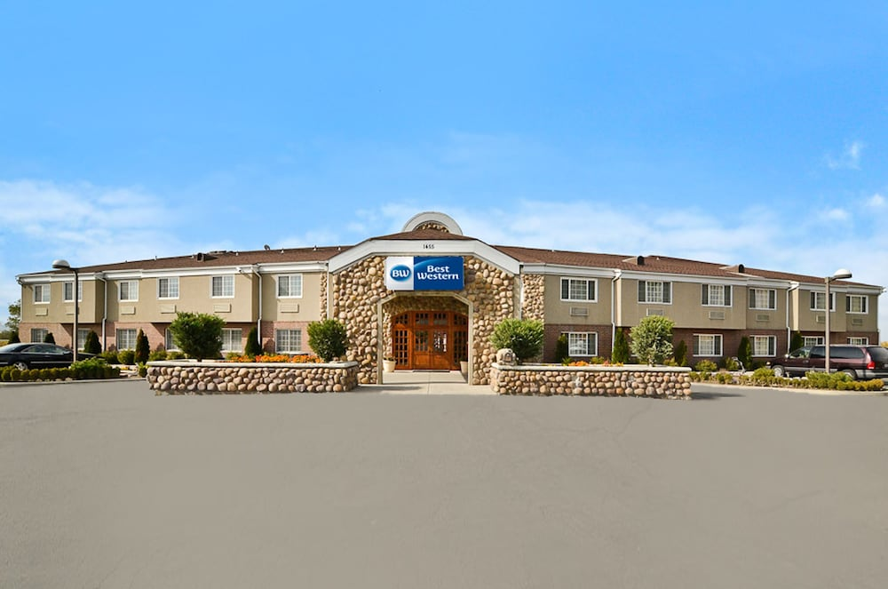 Front of Property, Best Western Mountain View Inn