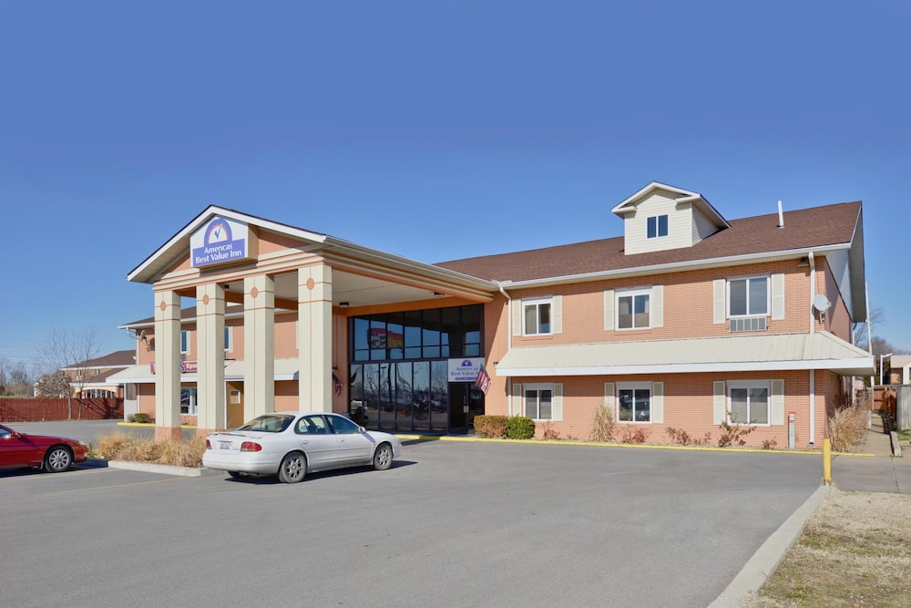 Featured Image, Americas Best Value Inn Marion, IL