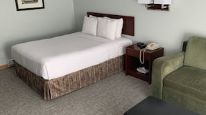 Premium bedding, down comforters, pillowtop beds, soundproofing
