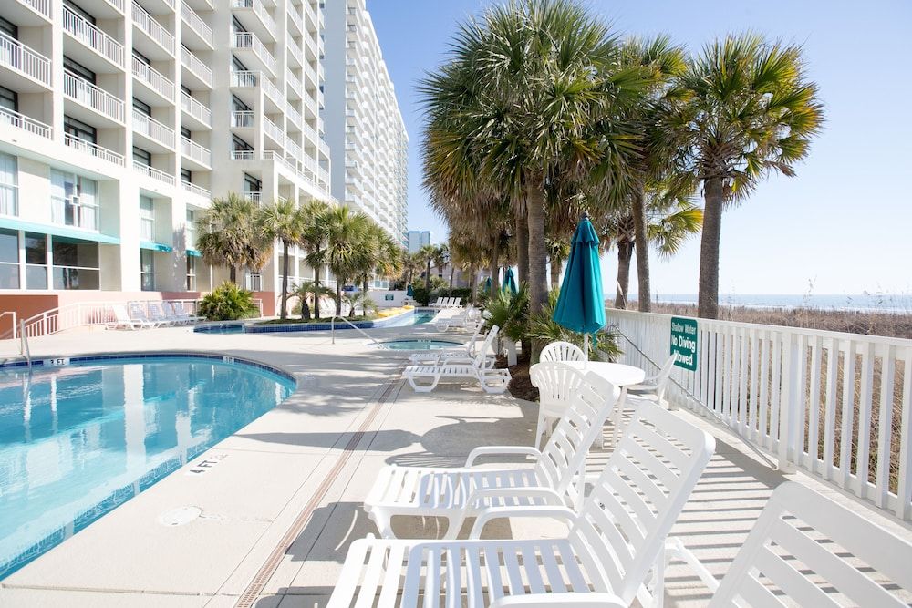 Ocean Drive Beach & Golf Resort in Myrtle Beach | Hotel ...
