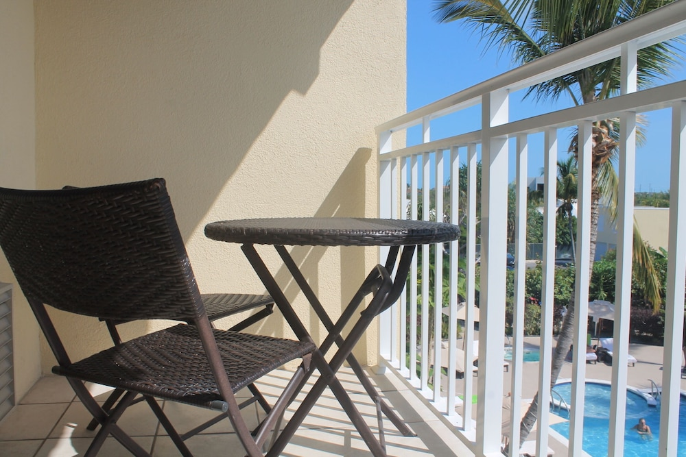 Balcony, Ports of Call Resort