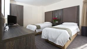 1 chambre, bureau, rideaux occultants, Wi-Fi gratuit