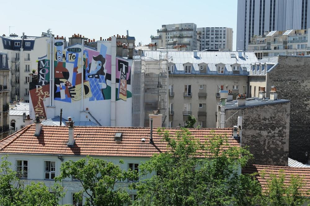 Hotel odessa montparnasse deals reviews paris france for Piscine montparnasse