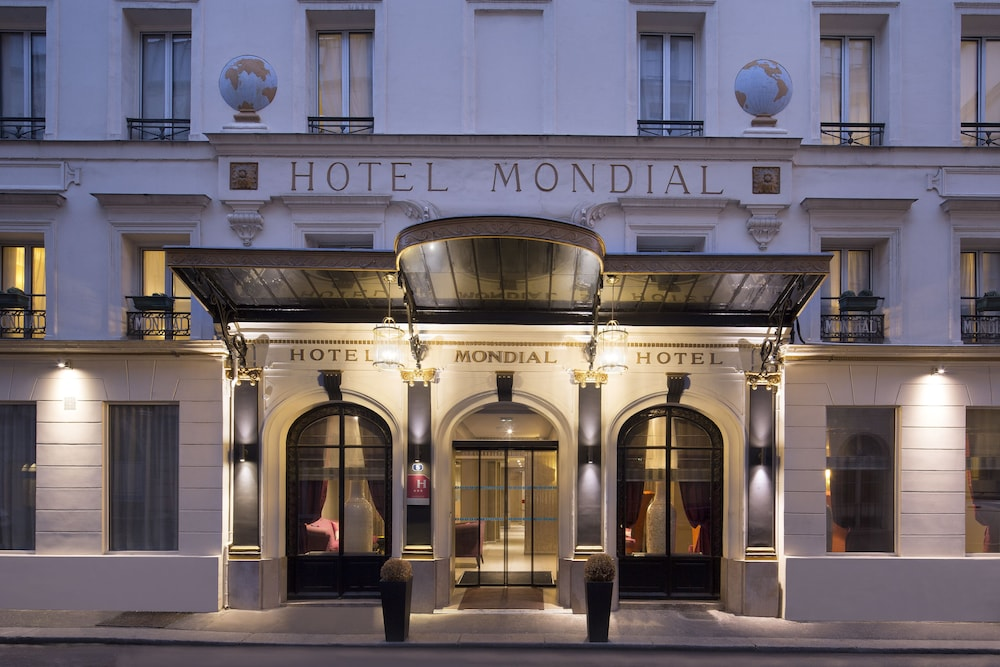 H Tel Mondial In Paris Hotel Rates Reviews On Orbitz