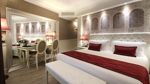 Allergikerbettwaren, Daunenbettdecken, Pillowtop-Betten, Minibar