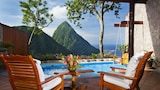 Ladera Resort - Hoteles en Soufriere